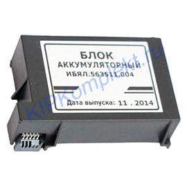 Аккумуляторный блок ИБЯЛ.563511.004