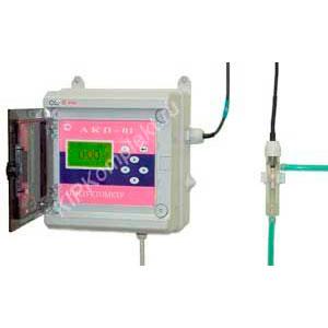АКП-01 стационарный когдуктометр-солемер