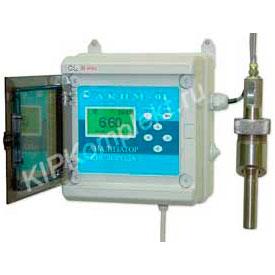АКПМ-1-01, АКПМ-1-11 стационарный кислородомер (анализатор кислорода в жидкостях или газовых средах)