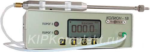 КОЛИОН-1В с памятью фотоионизационный одноканальный газонализатор с памятью