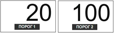 СЕАН-Н-CO2 газоанализатор переносной, индикация