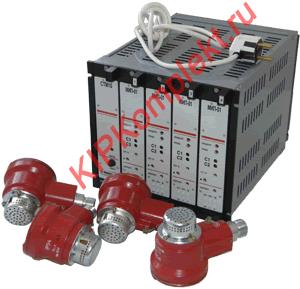 СТМ-10 сигнализатор горючих газов